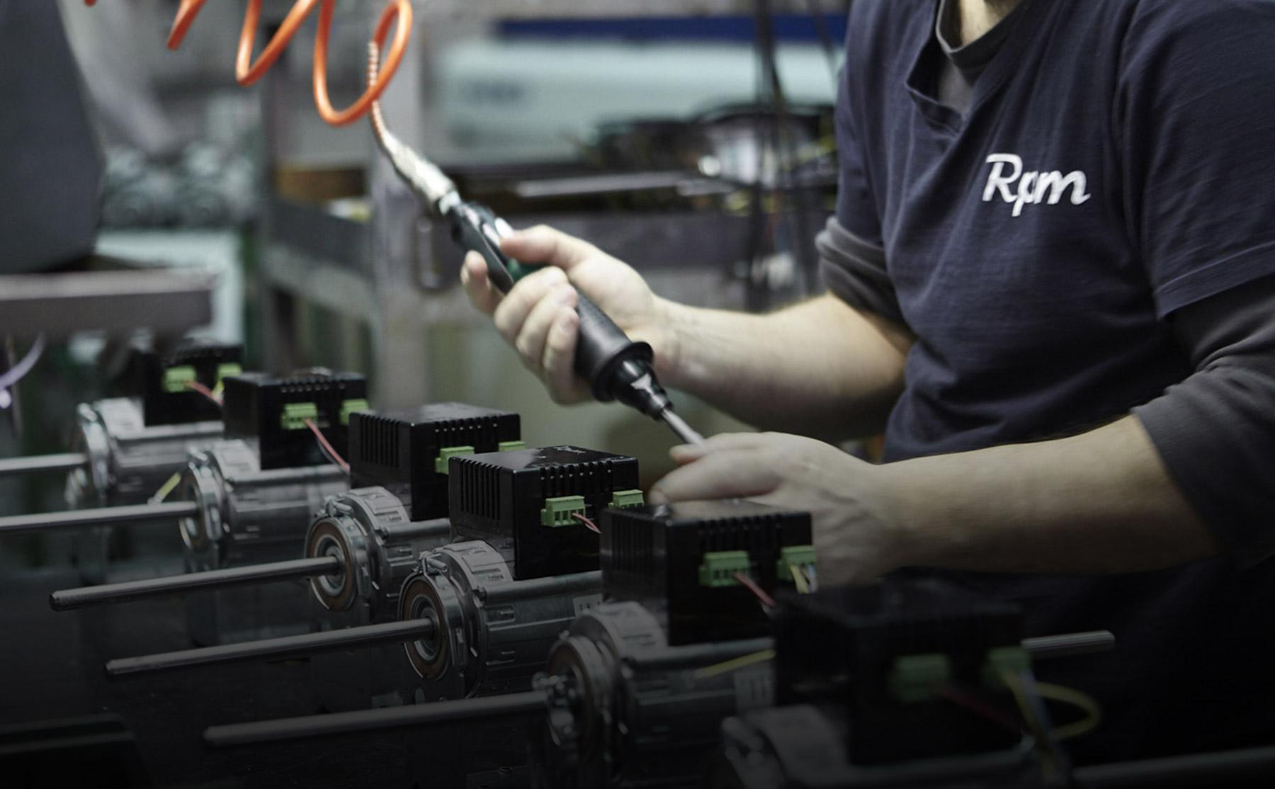 RPM Motori Elettrici
