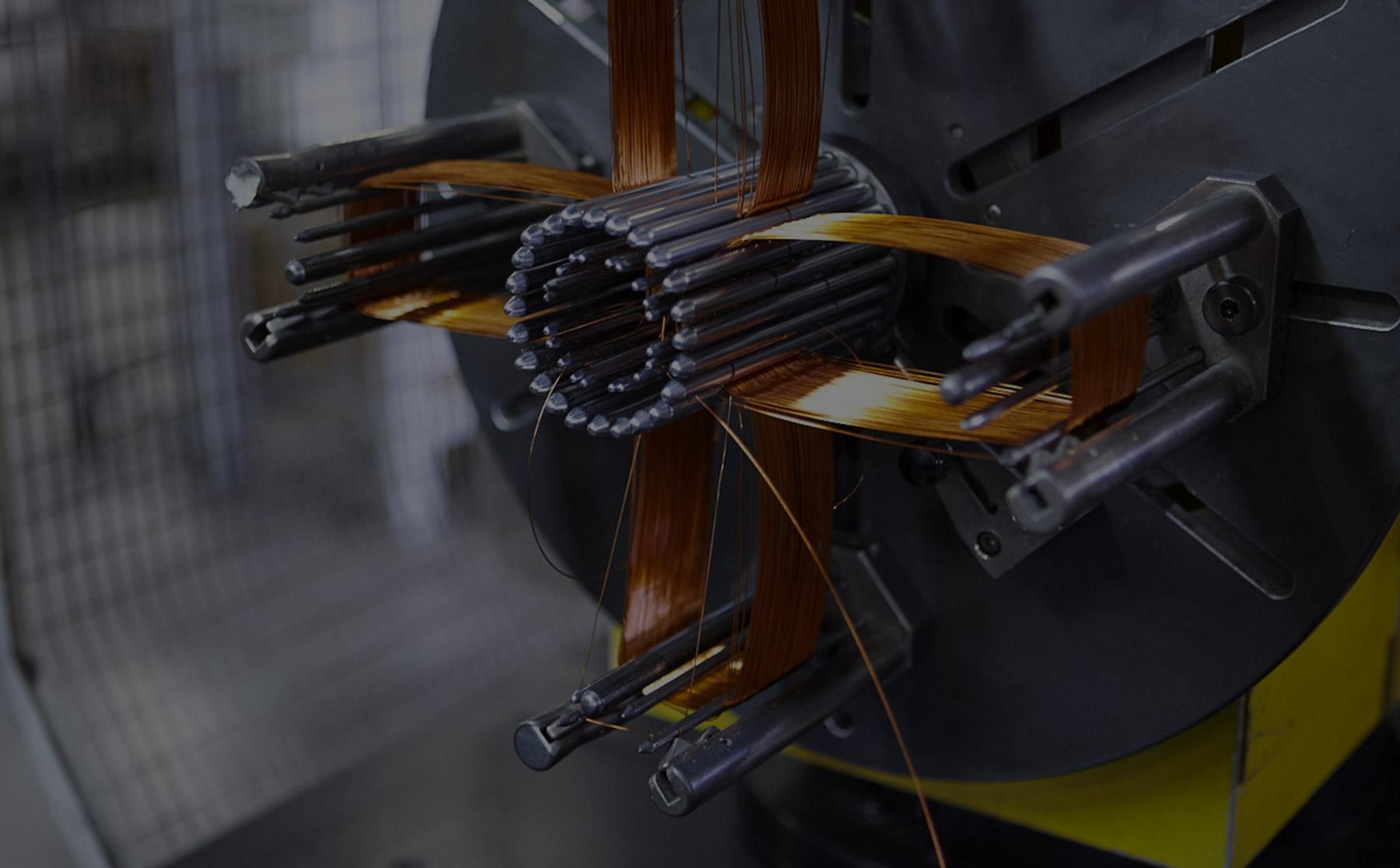 RPM Motori Elettrici progettati e costruiti su misura
