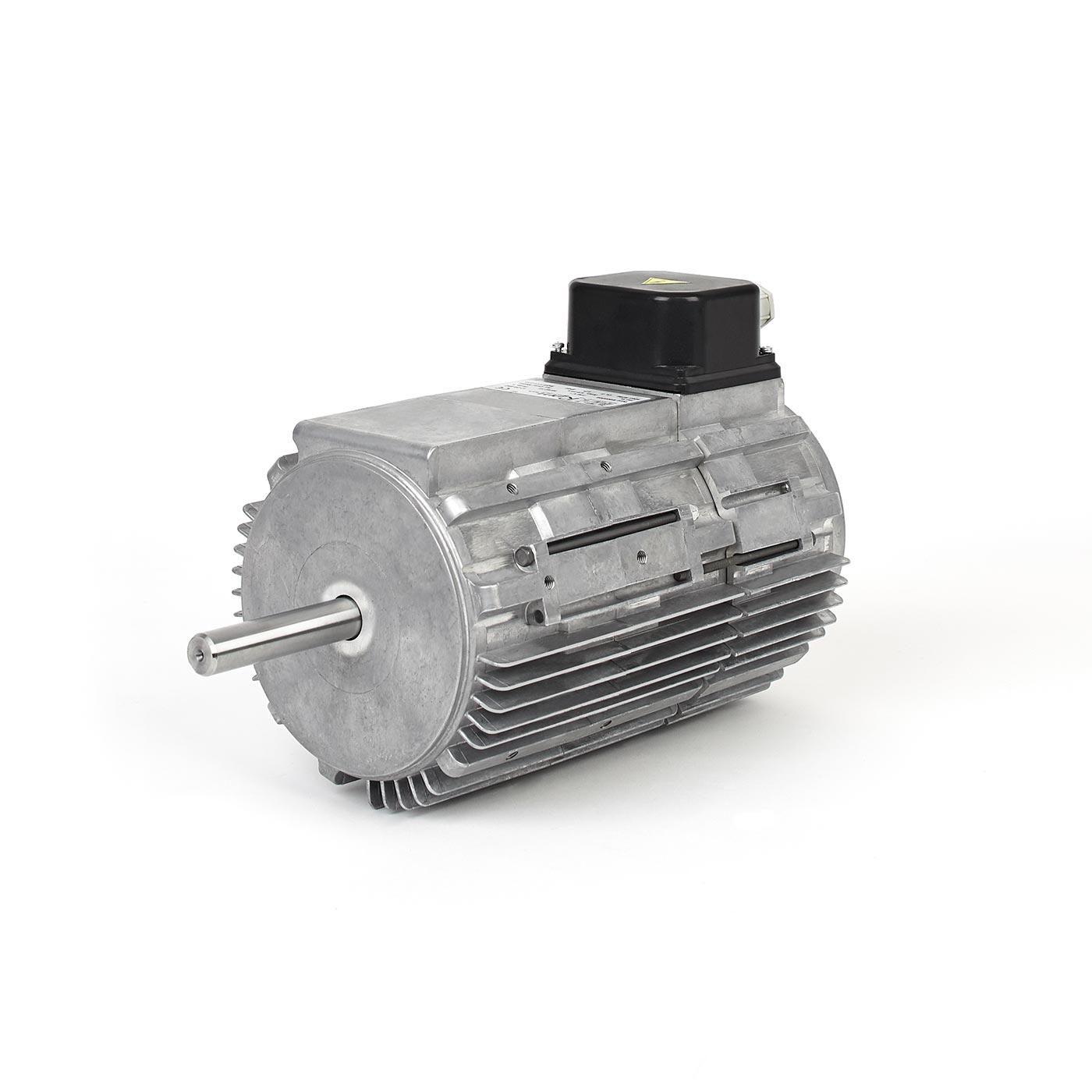 Motore asincrono con inverter incorporato - RPM