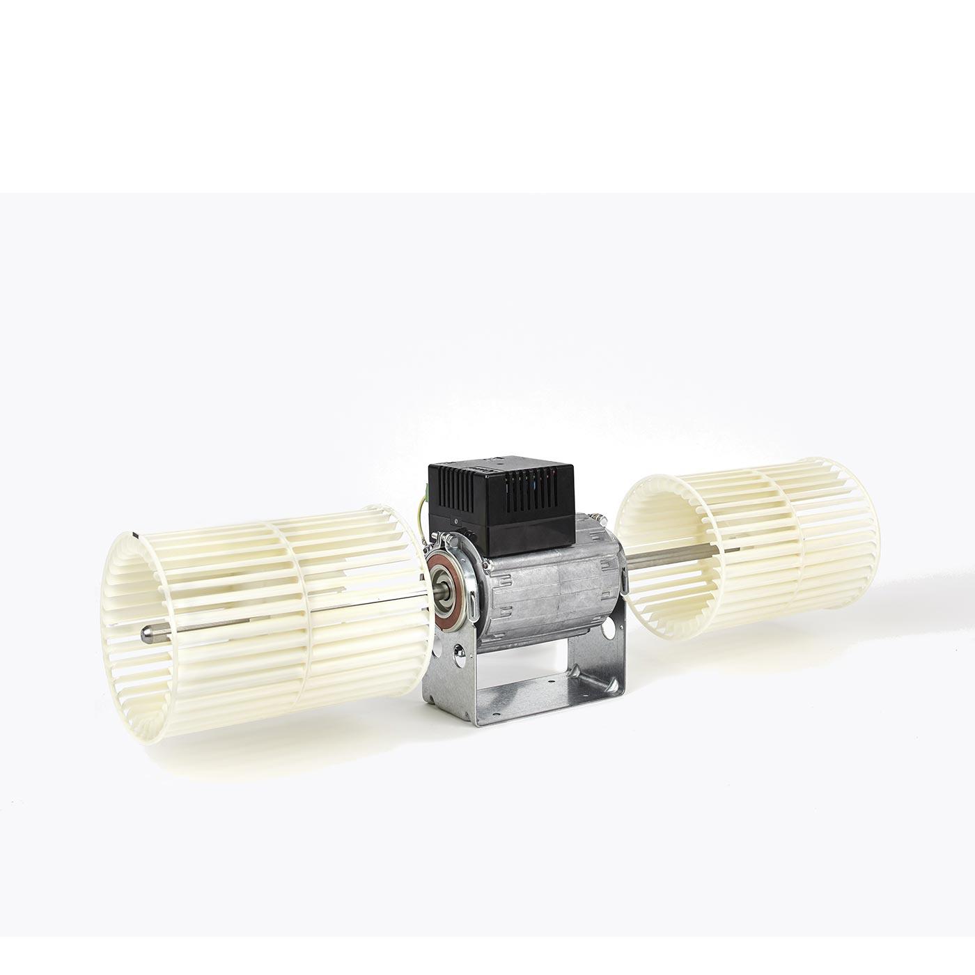 Motore brushless con inverter incorporato - RPM
